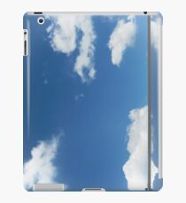 cloud mirror iPad Case/Skin