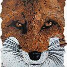 Foxy by azummo