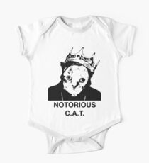 Notorious C.A.T. One Piece - Short Sleeve