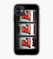Luck 777 (vertical ver.) iPhone Case