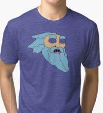 Bro Gods - Poseidon Tri-blend T-Shirt