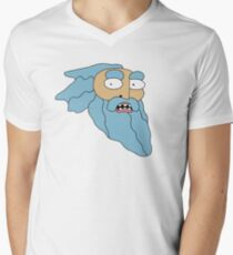Bro Gods - Poseidon Mens V-Neck T-Shirt