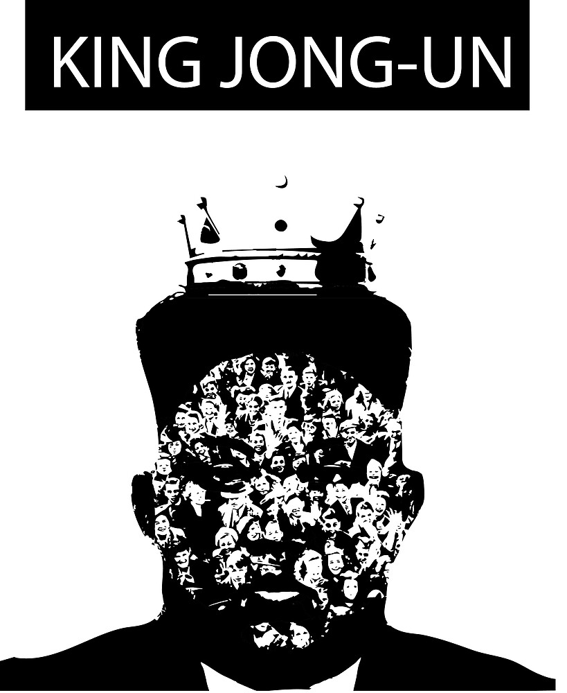 King Jong-Un's domination  by julesbonneville