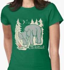 The Microphones - The Glow Pt. 2 Shirt Womens Fitted T-Shirt