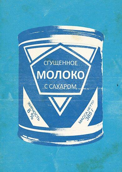 Condensed Milk von Karolis Butenas
