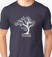 Into The Woods Slim Fit T-Shirt