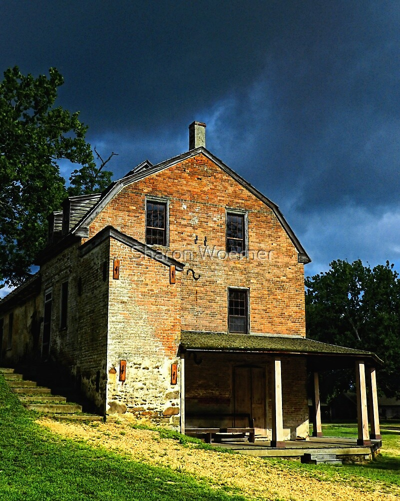 The Old General Store by Sharon Woerner
