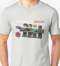 Lulz Of War: Brothers to the end T-Shirt