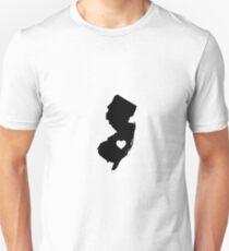 New Jersey <3 T-Shirt