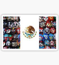 Lucha Culture Sticker