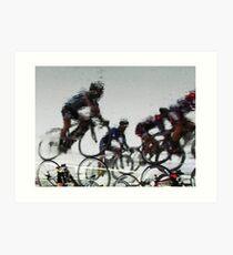 Lámina artística Race Day Reflection
