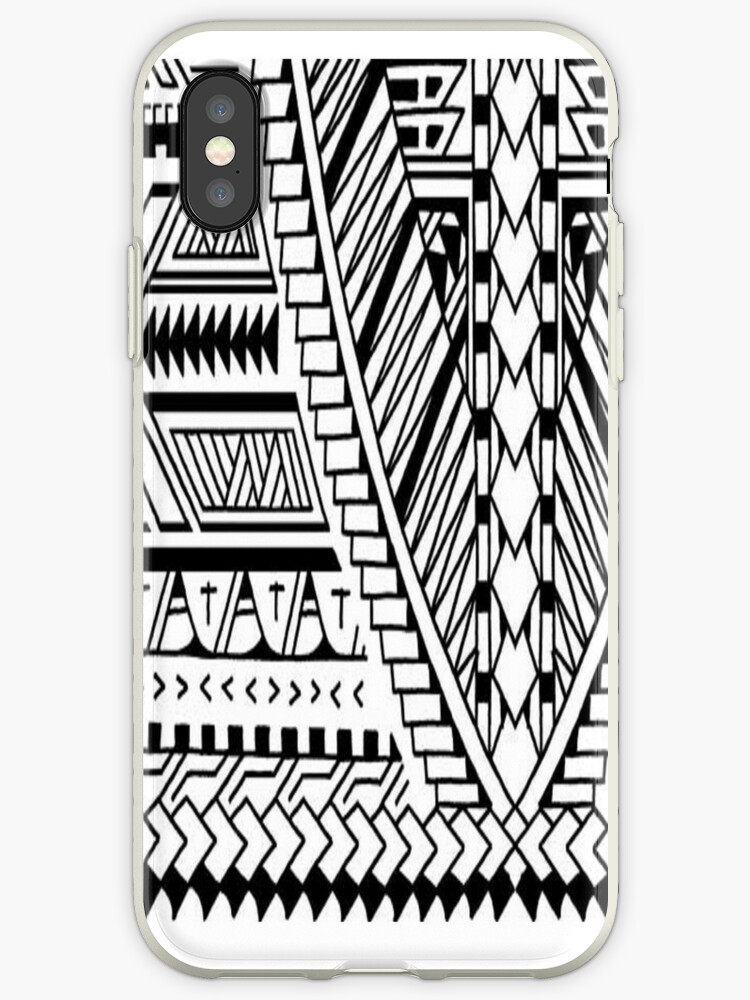 Samoan Print Phone Case Iphone Cases Covers By Evasaramine