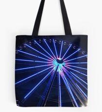 The Wheel II Tote Bag