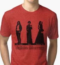 Jaime Murray characters - Warehouse 13, Spartacus, Defiance Tri-blend T-Shirt
