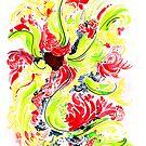 Colour stories I: Ilang by likhain