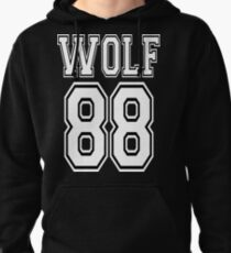 ♥♫I Love KPop-Awesome EXO WOLF 88♪♥ Pullover Hoodie