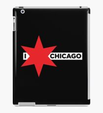 I ✶ Chicago iPad Case (Black) iPad Case/Skin