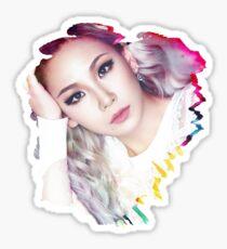 CL Sticker