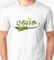 Camiseta unisex Coño Aplatanado