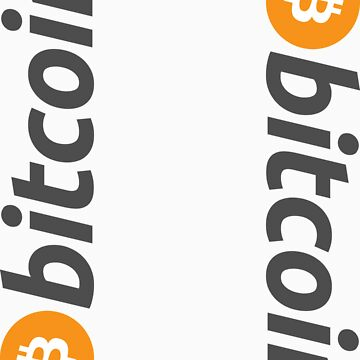 Bitcoin Sticker by arthurreeder
