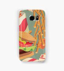 RIP lunch Samsung Galaxy Case/Skin