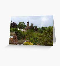 Blairgowrie Old Parish Kirk Greeting Card