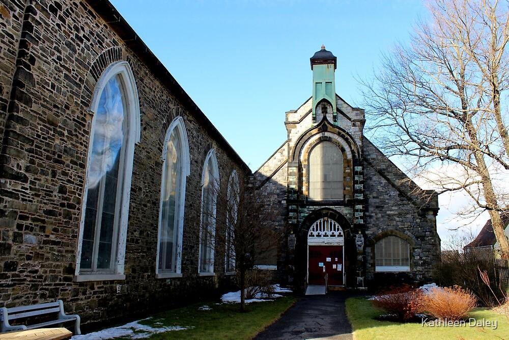 Stone Church II by Kathleen Daley