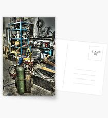 Garage Mentality Postcards