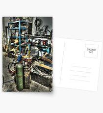 Garage Mentality Postcards