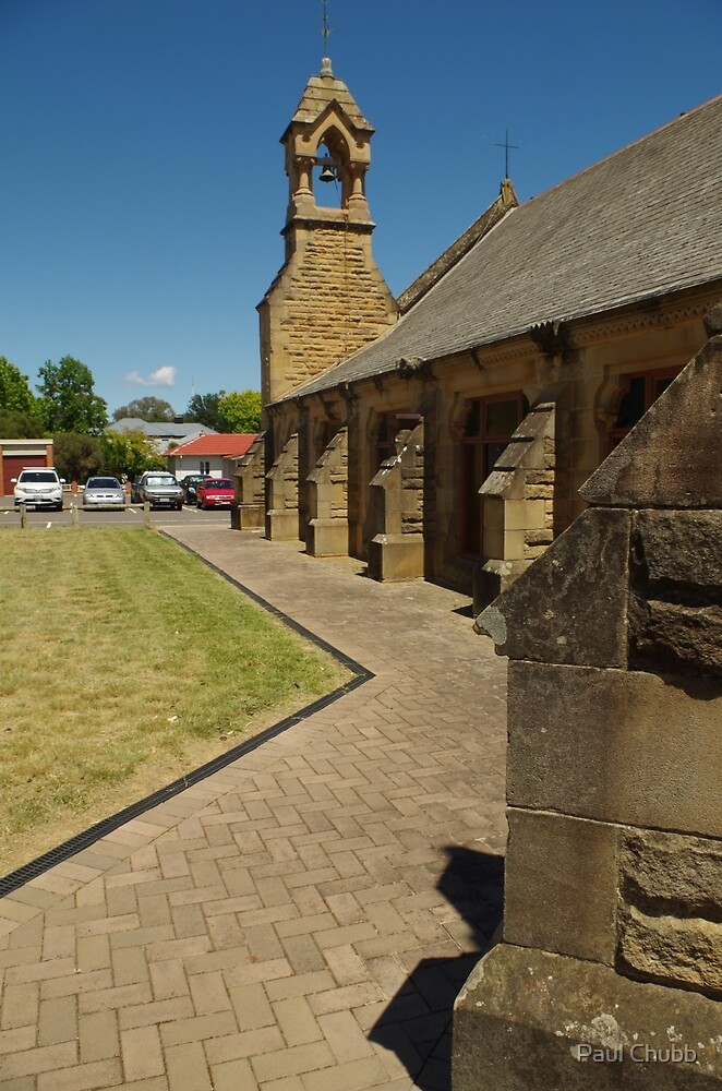 All Saints Anglican Church, Canberra by Paul Chubb