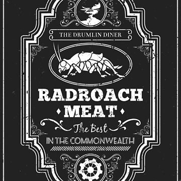 Drumlin Diner Radroach Meat by SOWSEEGG