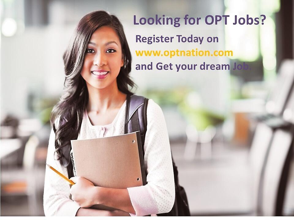 OPT Jobs in Arizona by karizmashah