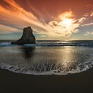 Shark's Tooth Cove by James Watkins