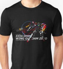 Camiseta ajustada Wing Zero: ZERO System