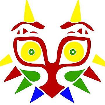 Majora's Mask by SenpaiOfNorth