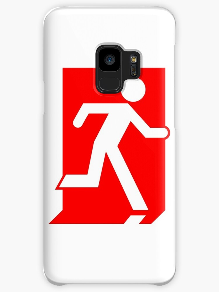 Running Man Emergency Exit Sign, Right Hand by Egress Group Pty Ltd