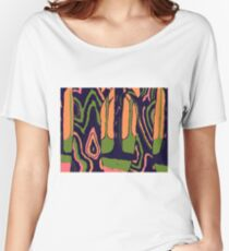 Pop Forest Women's Relaxed Fit T-Shirt