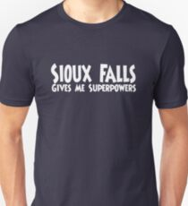 Sioux Falls Superpowers T-Shirt