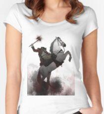 Headless horseman (Sleepy Hollow) Women's Fitted Scoop T-Shirt