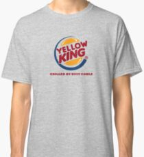 Yellow King Grilled Rust Logo Classic T-Shirt