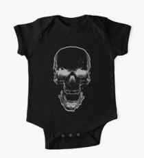 Black Skullfire Kids Clothes