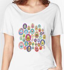 doll matryoshka Women's Relaxed Fit T-Shirt