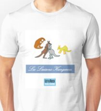 Les Liaisons Kangaroos Unisex T-Shirt