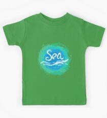 Sea Kids Tee