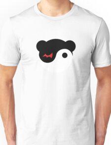 YinYang Monokuma Unisex T-Shirt