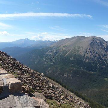Colorado Mountains by brightmanite