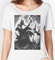 Exploring the Nightmare Women's Relaxed Fit T-Shirt