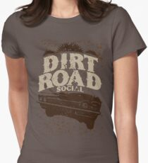 Dirt Roadie Women's Fitted T-Shirt