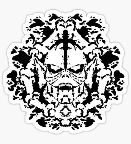 Hordink Sticker