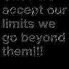 Once we Accept our Limits by tombst0ne